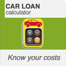 car buying support car loan calculator tool